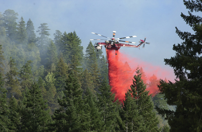 Aerial Firefighting Helicopters Magazine