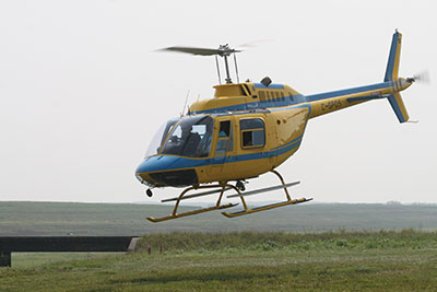 Manitoba's Custom Helicopters