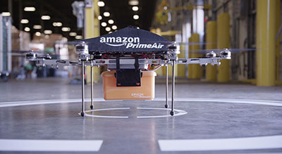 Amazon's PrimeAir