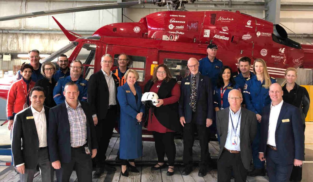 Alberta, Feds help fund STARS H145 fleet renewal