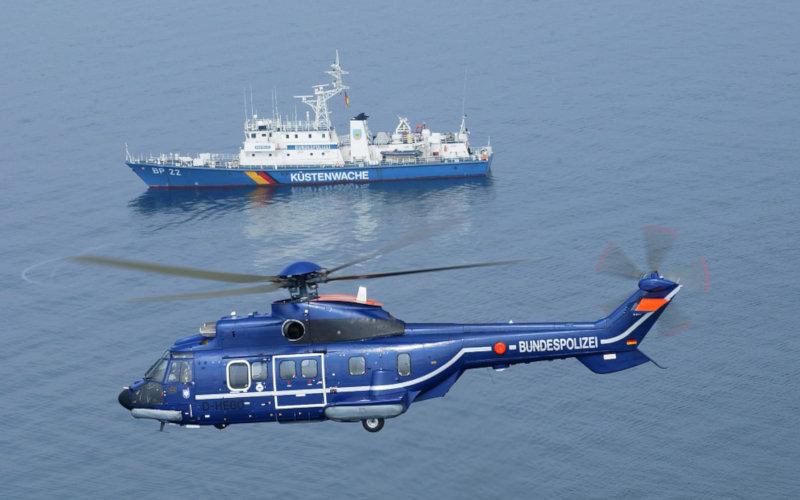 Heli-One awarded German upgrade contract