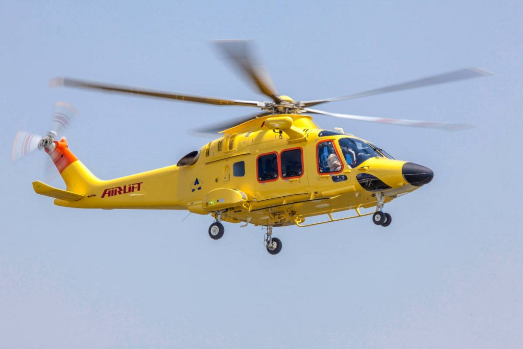 NHV orders AW169 helicopters for offshore