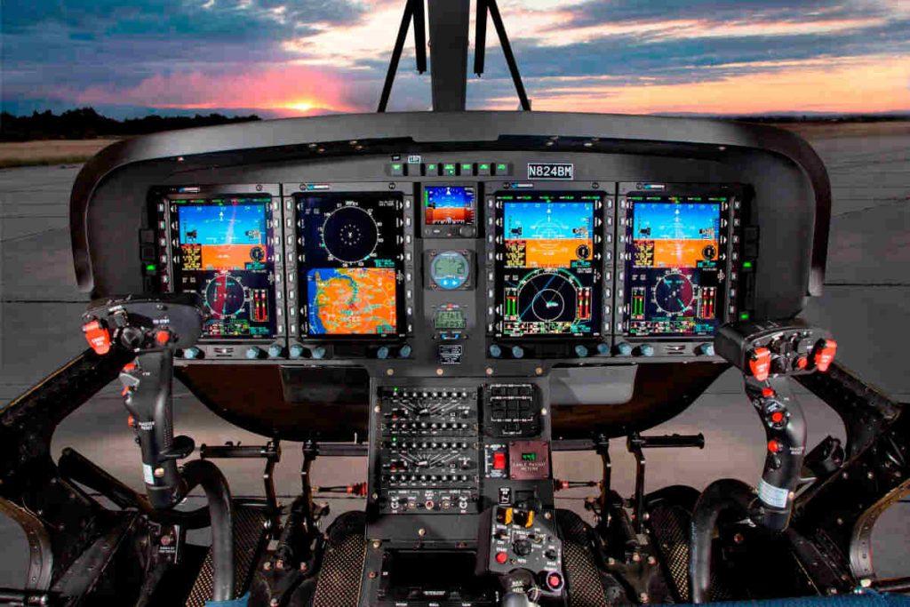 Leonardo TH-119 receives IFR certification