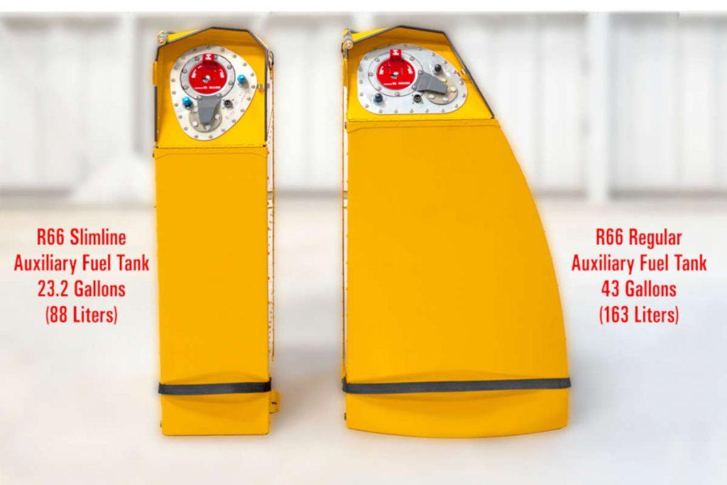 FAA certifies Slimline fuel tank for R66 - www