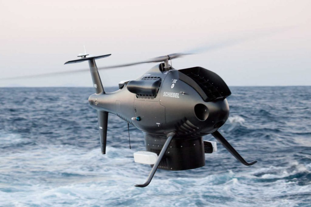 CAMCOPTER S-100 completes flight trials in Finland