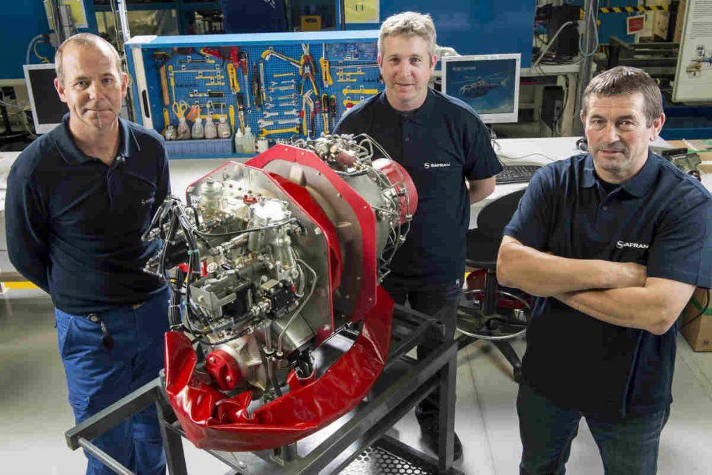 Arrius engines mark 10 million flight hours