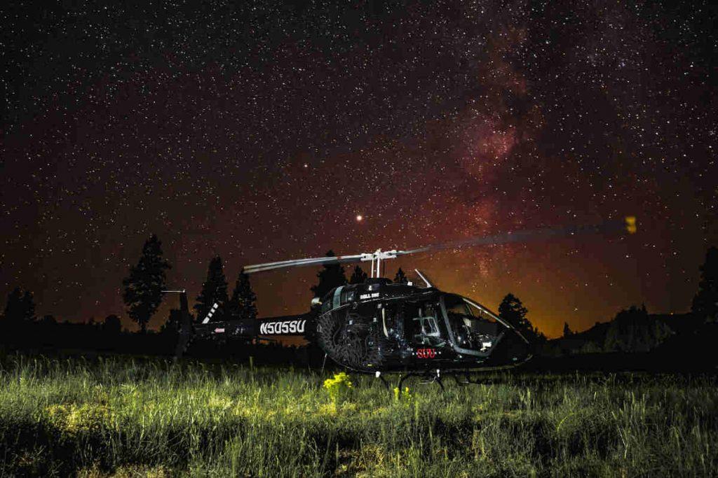 Bell 505 Jet Ranger X reaches 50,000 flight hours