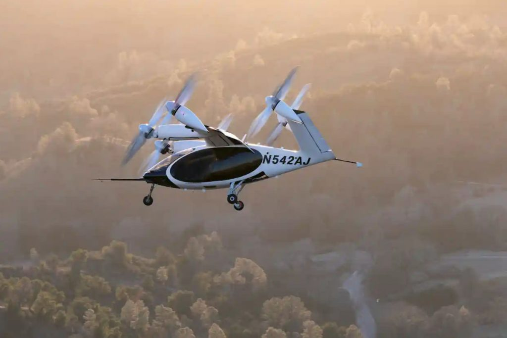 Joby completes eVTOL flight of more than 150 miles