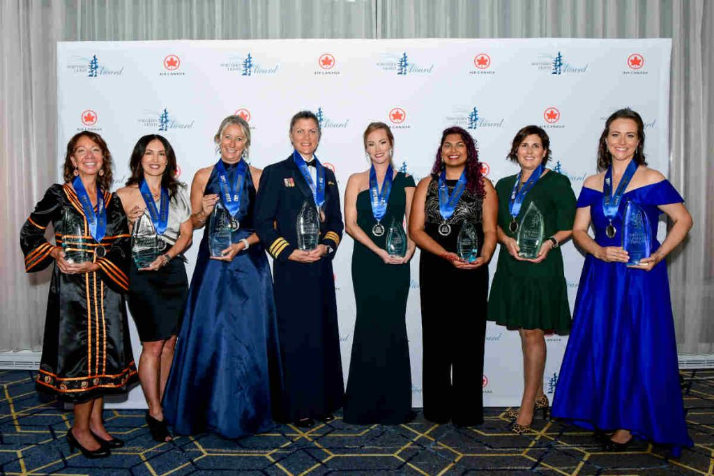 Northern Lights Elsie MacGill Awards Gala